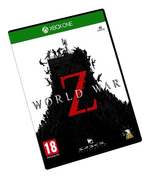 World War Z Xbox One Mídia Digital Guerra Mundial Z + Brinde