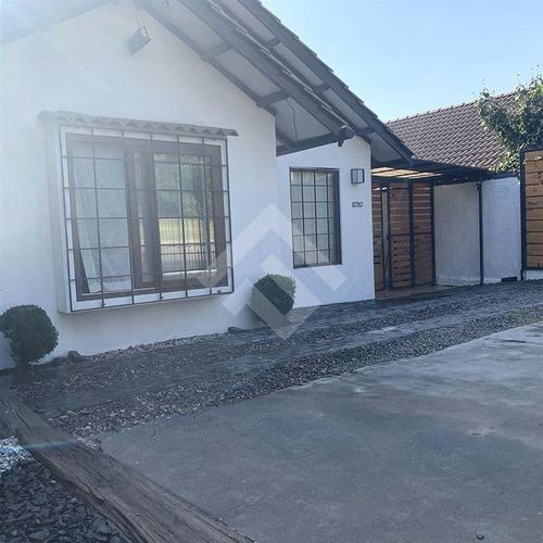 Imagen 1 de 14 de Casa En Venta En Peñalolén