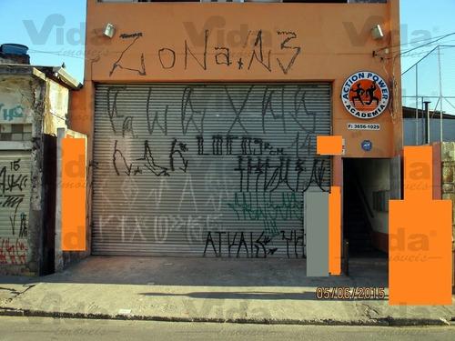 Imagem 1 de 15 de Galpão Para Aluguel, 300.0m² - 27592
