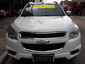 Chevrolet Trailblazer 3.6 Ltz 4x4 V6 7 Lugares 2014 Branca
