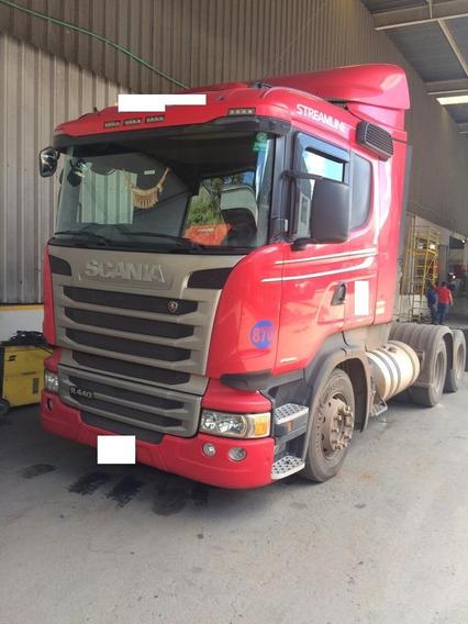 Scania G440 6x2