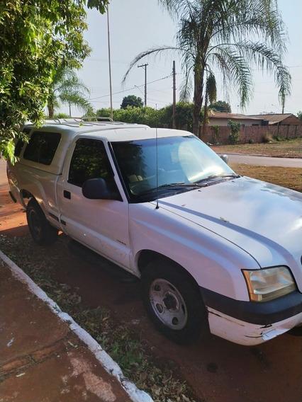 Chevrolet S10 Colina Cab Simples 4x2 Gasolina Segundo Dono