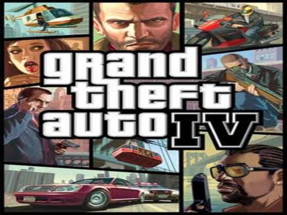 Jogo Gta 4 Xbox 360 Original Digital