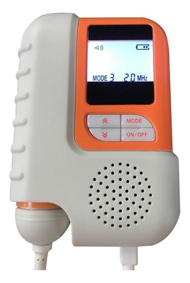 Doppler Fetal Zondan Con Pantalla Y Transductor De 3 Mhz