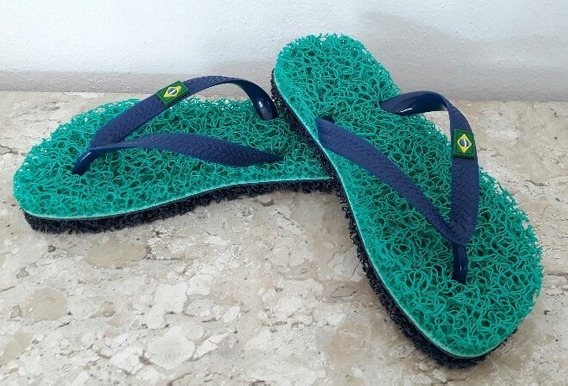 Chinelo Havaianas Infantil Capacho 29-30