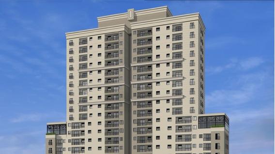 Apartamento Para Venda No Jardim Botanico, Edificio Varanda Botanico, Ótima Localização, Na Avenida Portugal Ao Lado Do Savegnago, 2 Dormitorios Ou 1 Dormitorio Sala Ampliada, Vara - Ap00657 - 323304