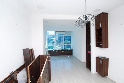 Apartamento Para Aluguel - Centro, 1 Quarto,  45 - 893308419