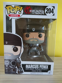 Funko Pop Games - Gears Of War - Marcus Fenix 204