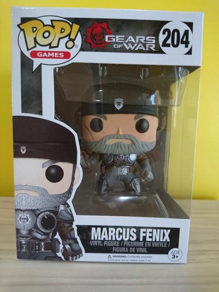 Funko Pop Games - Gears Of War - Marcus Fenix 204