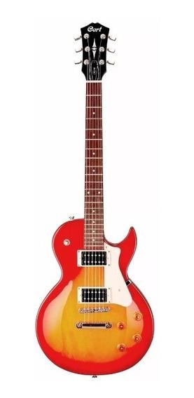 Guitarra Cort Les Paul Cr-100 Crs + Frete Grátis