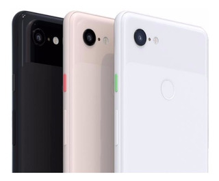 Google Pixel 3 64gb Clearly White Just Black Not Pink Nuevos