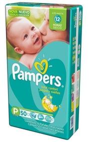 Kit Com 3 Pack Fralda Pampers Confort Sec Todos Tamanhos