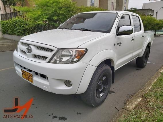 Toyota Hilux 4x4 Mecanica Gasolina 2006