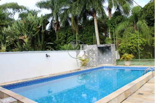 Casa Residencial À Venda, Balneário Praia Do Pernambuco, Guarujá - Ca2512