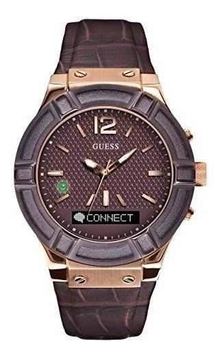 Reloj Inteligente Con Conexión De Acero Inoxidable Para Homb