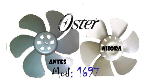 Aspa Nueva Generación Ventilador Oster 1697 6$