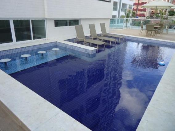 Apartamento Em Cabo Branco, João Pessoa/pb De 60m² 2 Quartos À Venda Por R$ 400.000,00 - Ap300597