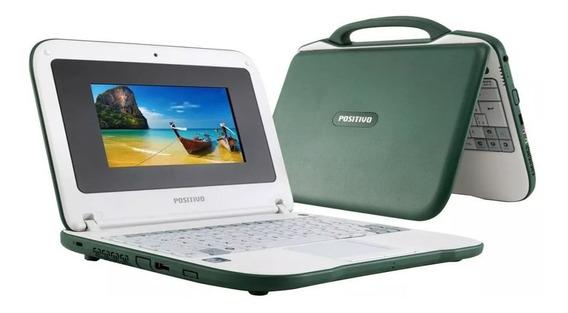 Netbook Kids 7 Polegadas 2gb Wifi / Usb / Windows 7