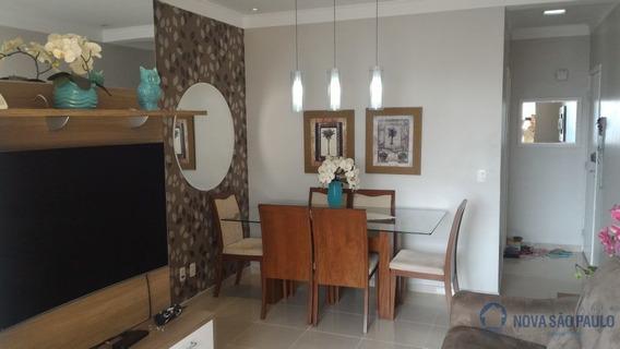 Apartamento Seminovo Com Terraço Gourmet! Vai A Pé Ao Museu Do Ipiranga - Bi22004