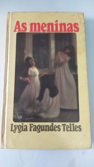 Livro - As Meninas - Lygia Fagundes Telles Capa Dura
