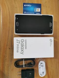 Celular Samsung J7 Prime Telcel (desbloqueado De Fabrica)