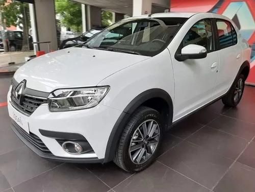 Renault Logan Life 0km 2021 Cuota Fija Durante El Primer Año