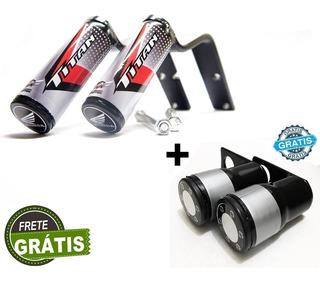 Mata Cachorro Slider Protetor Motos Titan 150 E Brinde