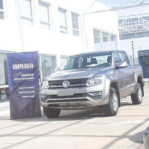 Volkswagen Amarok2.0 Comfortline 4x4 Usados Seleccionados 13