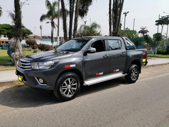 Toyota Hilux 4x4 Full 2017 Solo 19000 Km