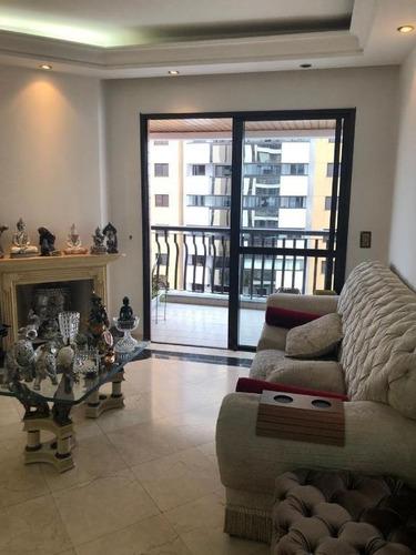 Imagem 1 de 21 de Apartamento Com 3 Dormitórios À Venda, 94 M² Por R$ 725.000 - Tatuapé - São Paulo/sp - Ap5359
