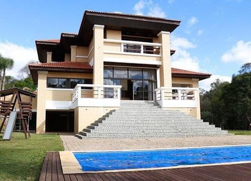 Imagem 1 de 25 de Casa Com 4 Dormitórios À Venda, 780 M² Por R$ 4.300.000,00 - Ferraria - Campo Largo/pr - Ca0077