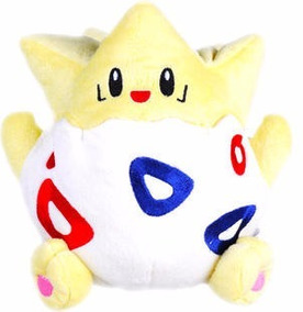 Pelúcia Togepi Pokémon Grande 20cm
