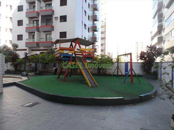Apartamento Com 2 Dorms, Guilhermina, Praia Grande - R$ 210 Mil, Cod: 803316 - V803316