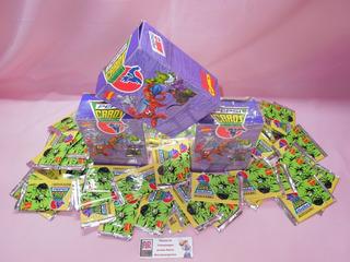 Sobre Pepsi Cards Marvel Original Vacío Completa Tu Coleccio