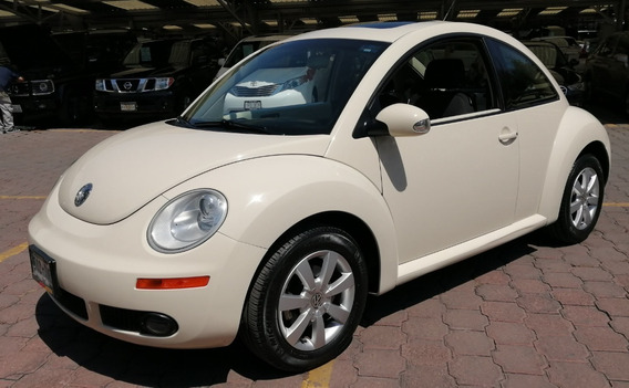 Vw Beetle Gls 2011