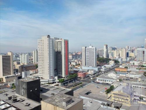 Imagem 1 de 28 de Apartamento À Venda, 58 M² Por R$ 285.000,00 - Centro - Curitiba/pr - Ap0487