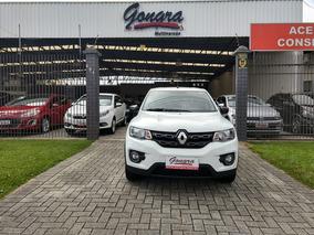 Renault Kwid 1.0 12v Sce Flex Intense Manual 2018