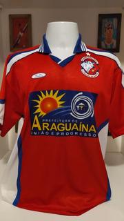 Camisa Futebol Araguaina Tocantins