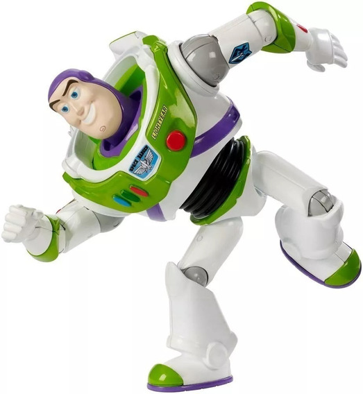Buzz Lightyear Toy Story 4 Juguete Disney Remate 15 Verdes