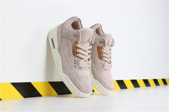Zapatillas Nike Air Jordan 3 Nrg Rose Gold 36-40