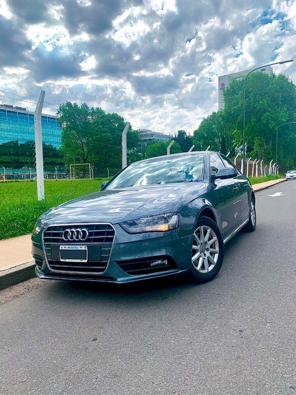 Audi A4 Attraction 1.8tfsi Gris Oscuro
