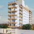Apartamento Com 2 Dorms, Caiçara, Praia Grande - R$ 255 Mil, Cod: 7554 - V7554