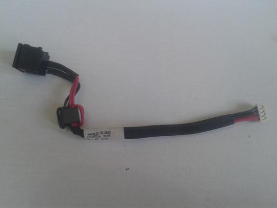 Cable Dc Plug Pin De Carga Toshiba A300 A305 M115 C650 C655