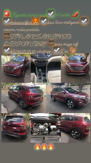 Hyundai Tucson Sport 1.6t ¿¿