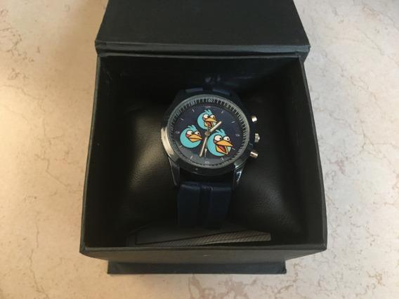 Reloj Angry Birds
