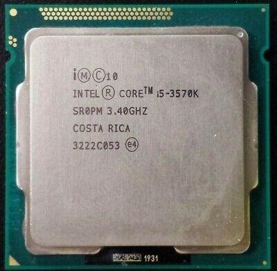 Processador Intel I5 3570k