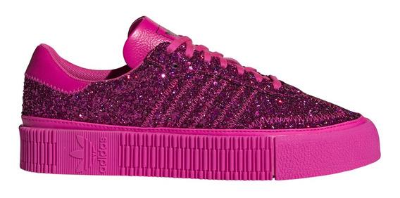 Zapatillas adidas Originals Moda Sambarose W Mujer Fu/rf