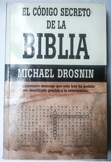 El Codigo Secreto De La Biblia Michael Drosnin Planeta