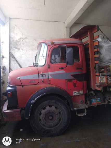 Caminhão Truck 1113 Mercedez-benz