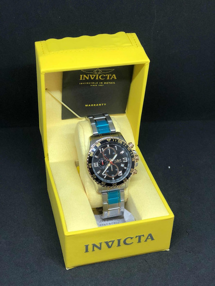 Relógio Masculino Invicta 14876 - Original Novo Na Embalagem